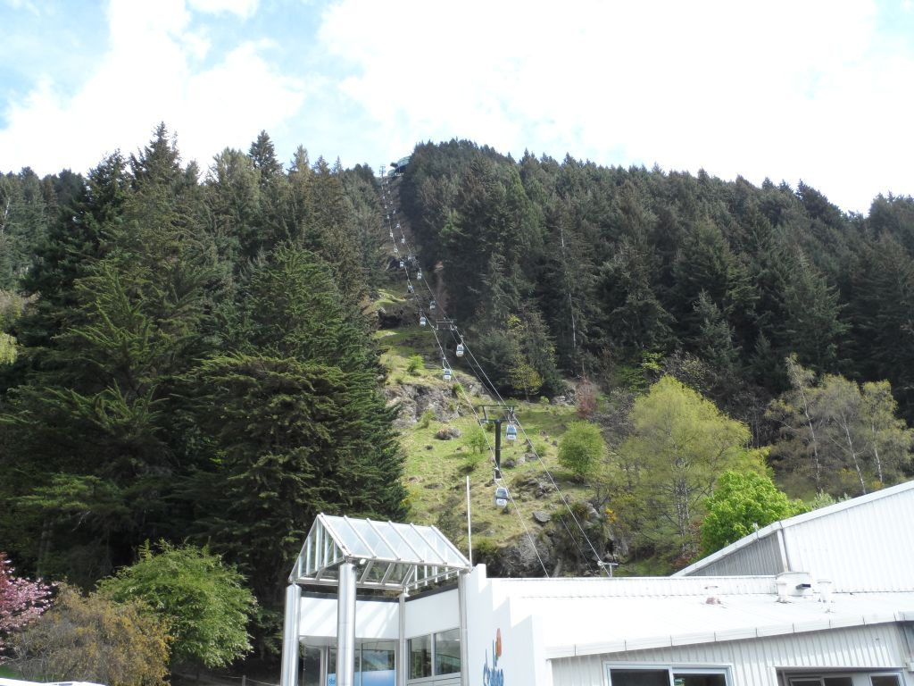 Queenstown teleferik