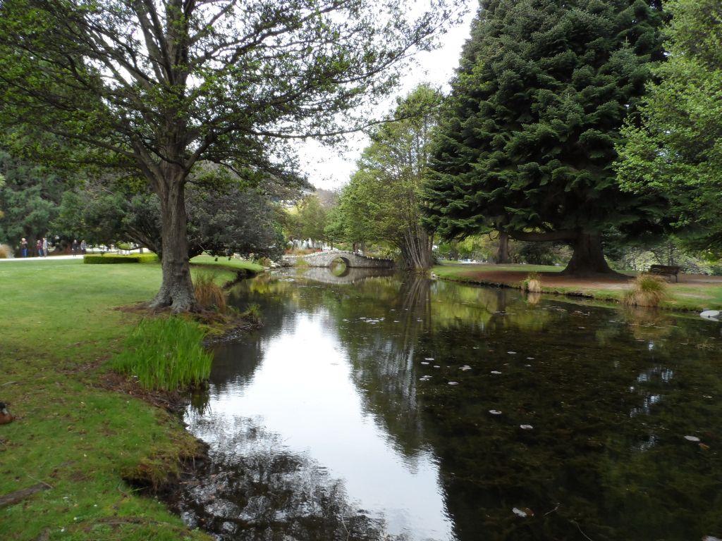Queenstown parkında