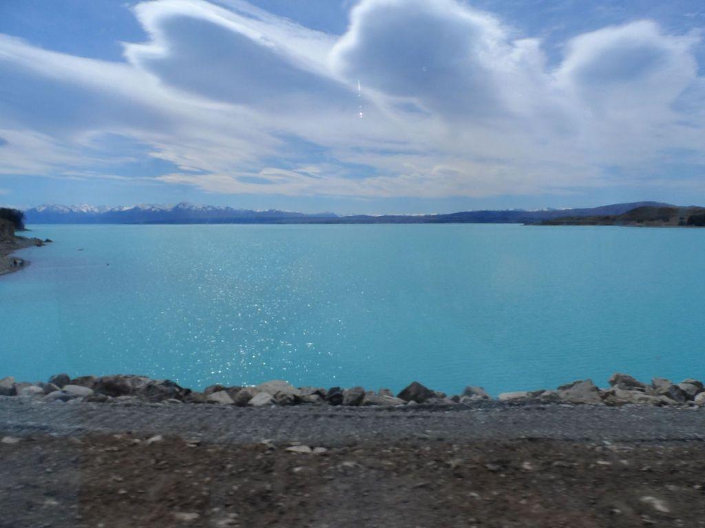 Tekapo Gölü
