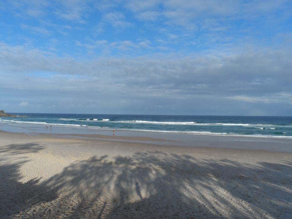 Byron Bay sahili