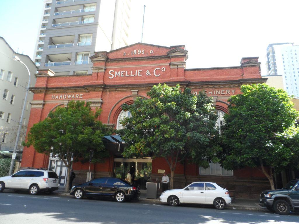 Brisbane Sokaklarında