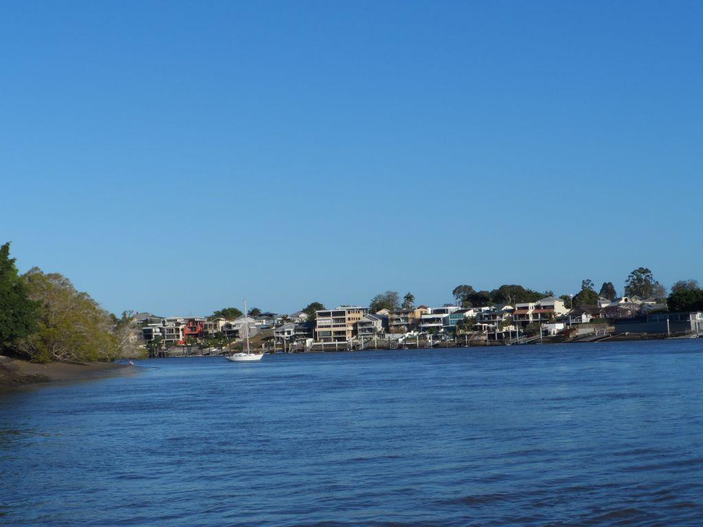 Brisbane Tekne Turundan