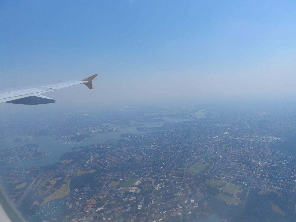 Sydney'e inerken