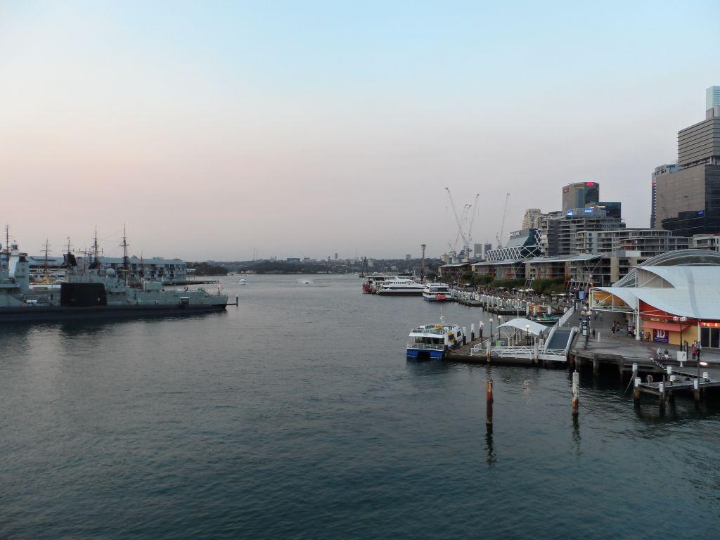 Darling limanı, Sydney