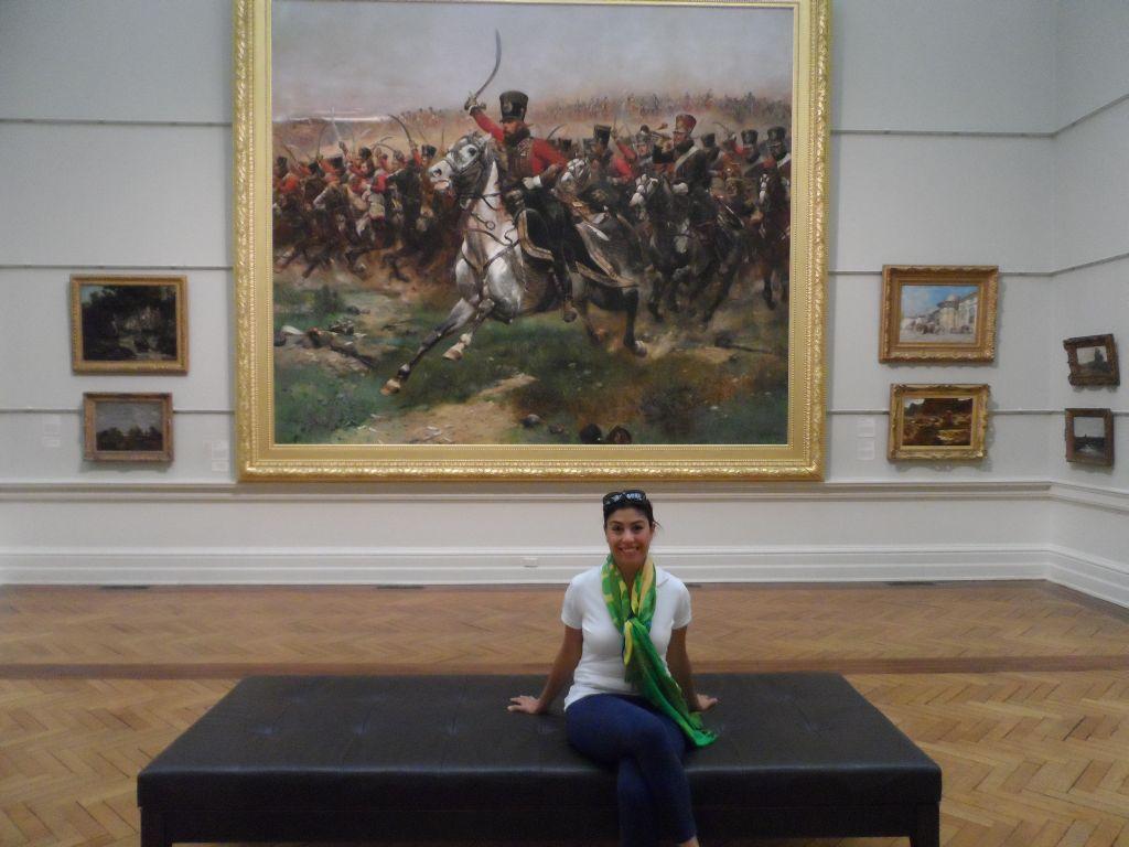 GNSW müzesinde