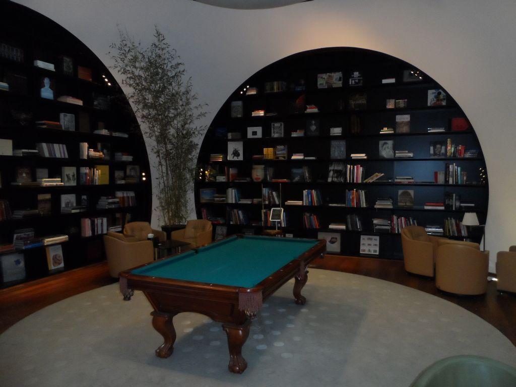 THY İstanbul dış hat CIP salonu