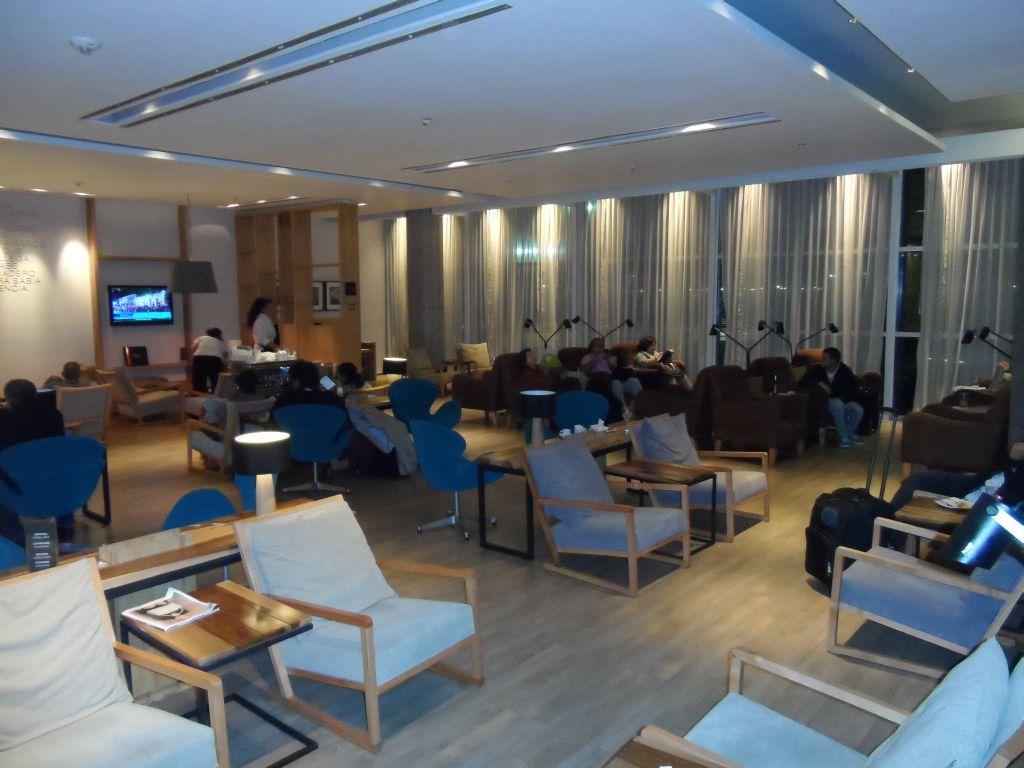 Buenos Aires CIP salonu