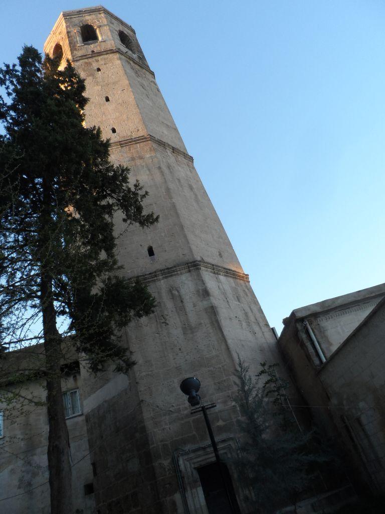 Ulu Camii'nin çan kulesi