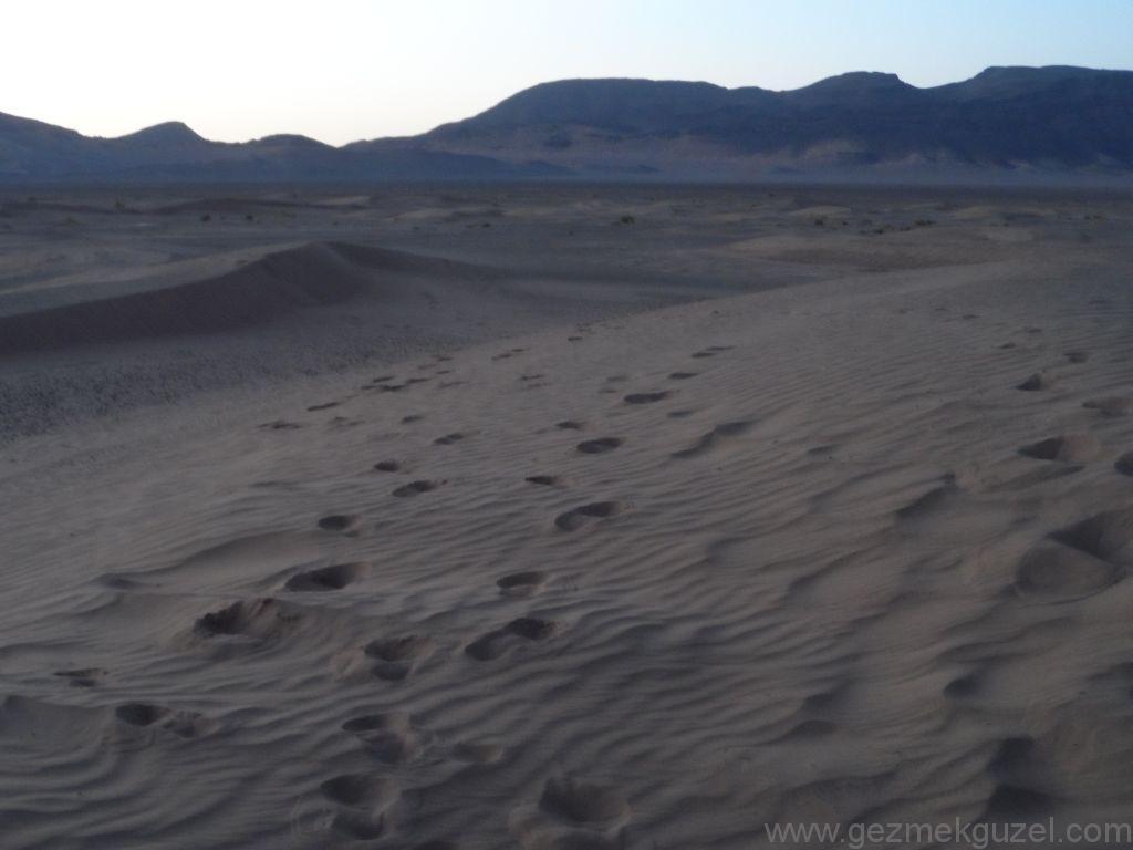 Sahra Çölü Kumları
