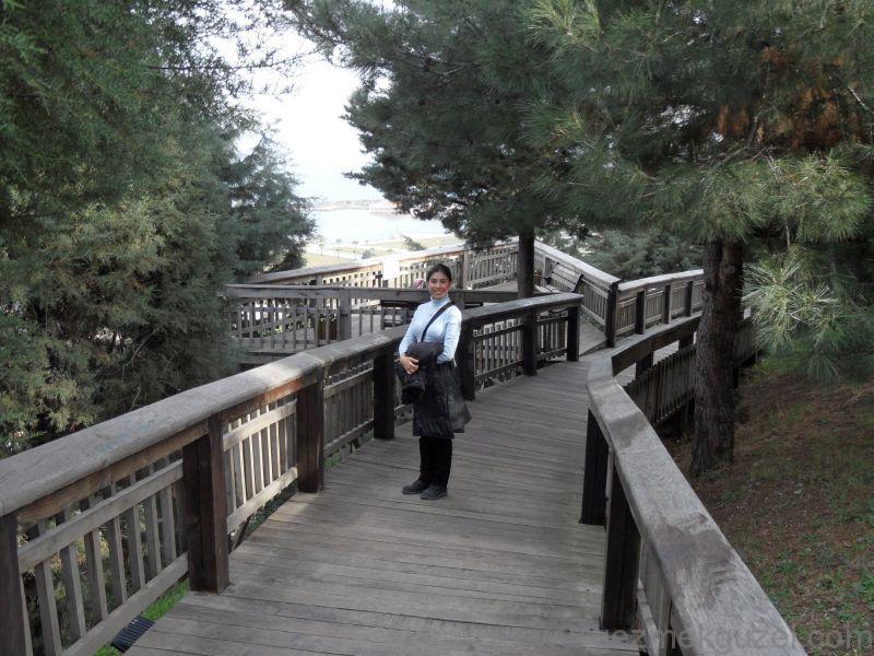Samsun Arkeoloji Parkı, Samsun Gezilecek Yerler