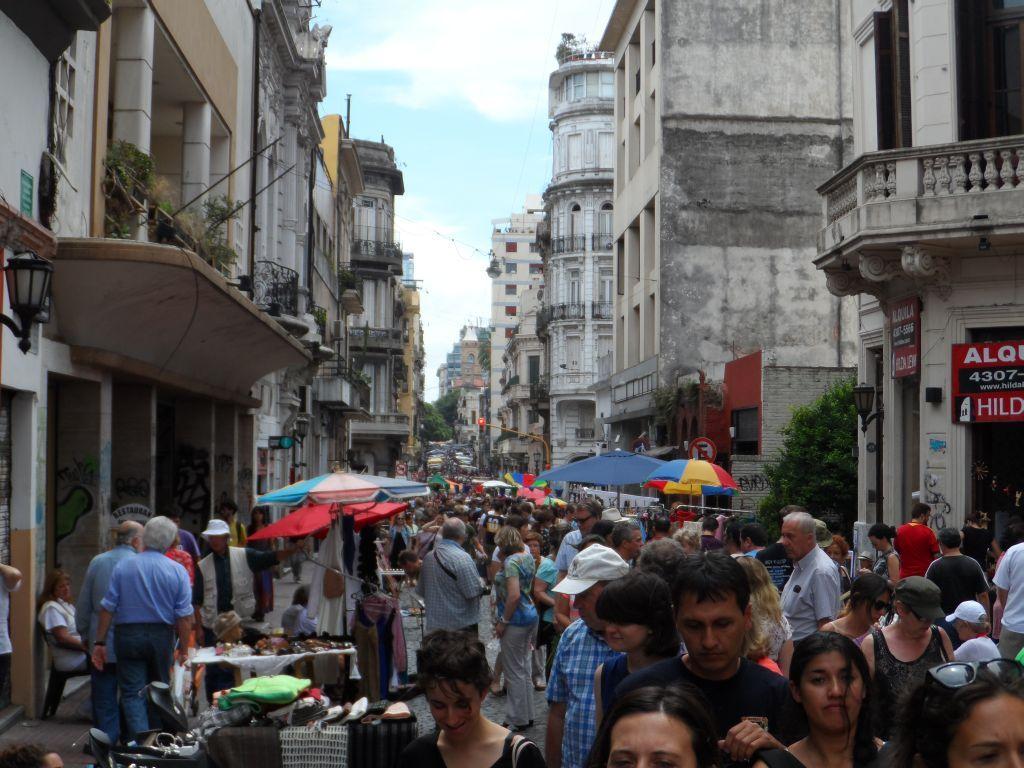 San Telmo Pazarı