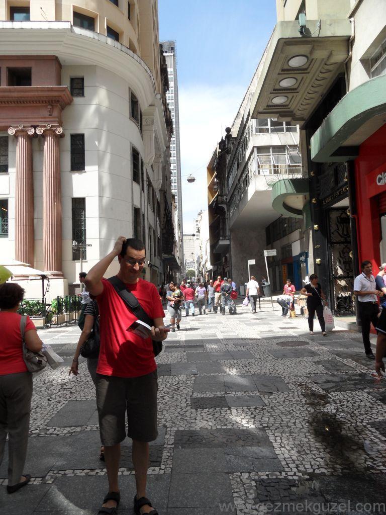 Sao Paulo'da Kaybolmak, Sao Paulo Gezilecek Yerler, Brezilya Gezisi Notları