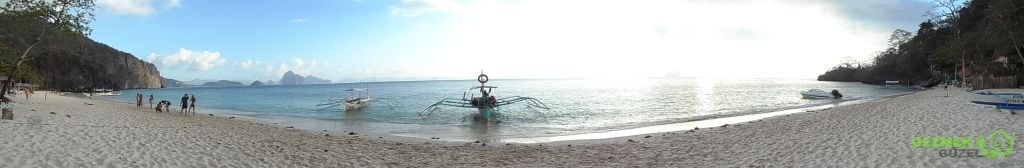 Seven Commandos Beach - El Nido Tekne Turları