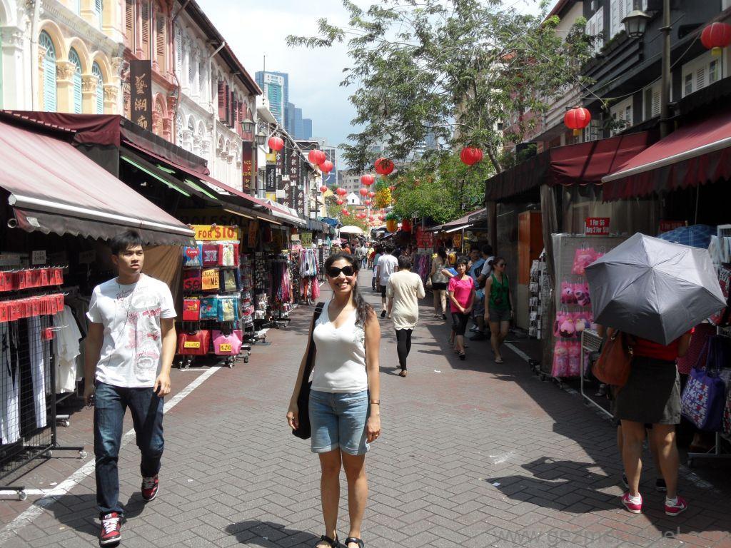 Singapur Gezilecek Yerler, Çin Mahallesi