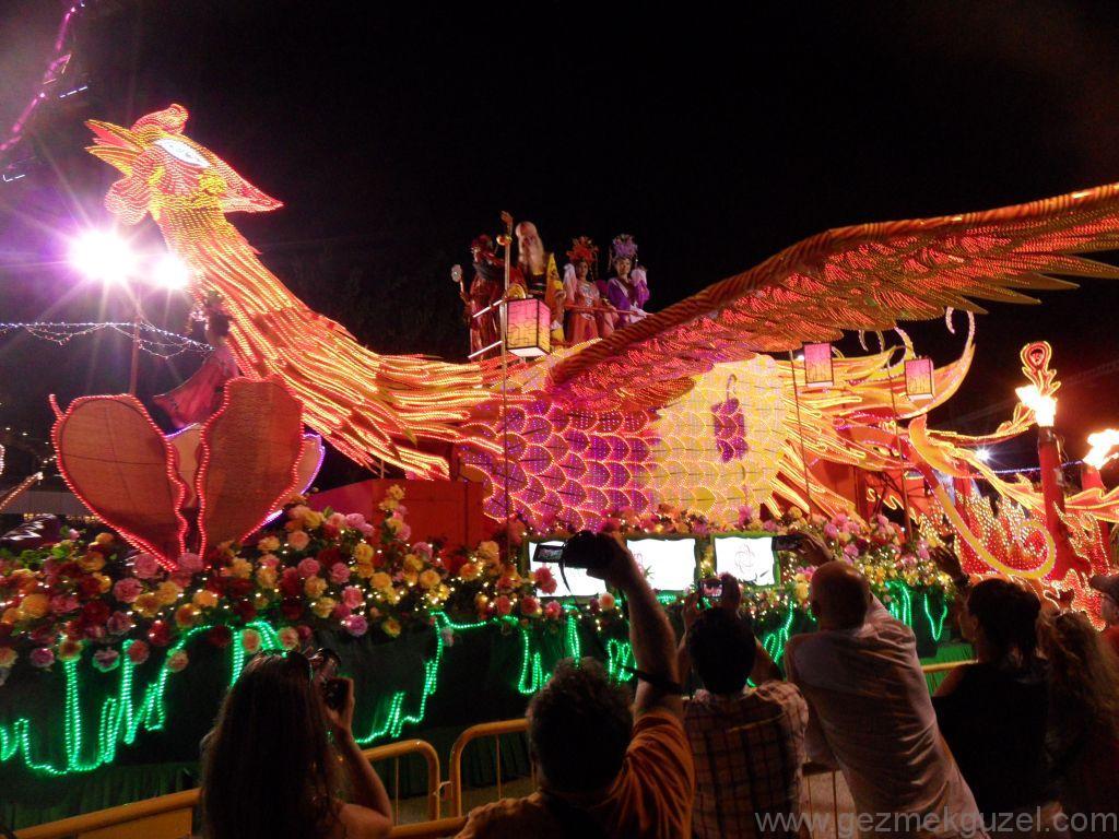 Singapur Gezilecek Yerler, Çin Yeni Yıl Kutlaması 2