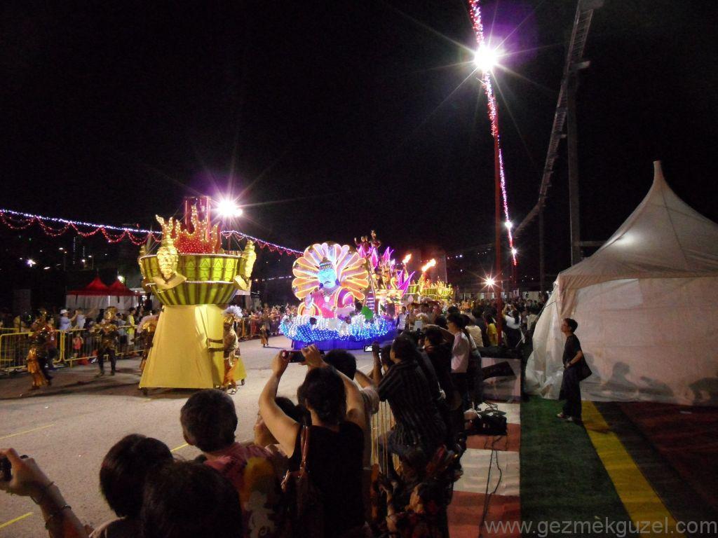 Singapur Gezilecek Yerler, Çin Yeni Yıl Kutlaması 3