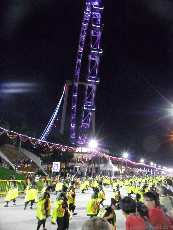 Singapur Gezilecek Yerler, Çin Yeni Yıl Kutlaması