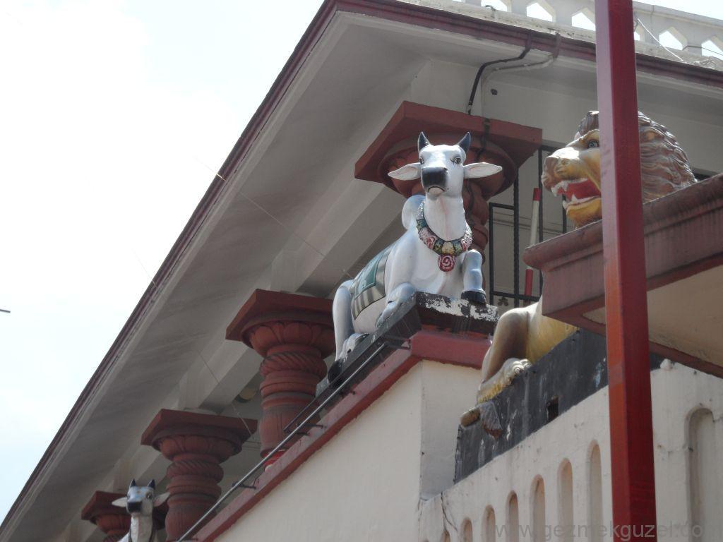 Singapur Gezilecek Yerler, Hint Mahallesi Tapınak Süslemeleri