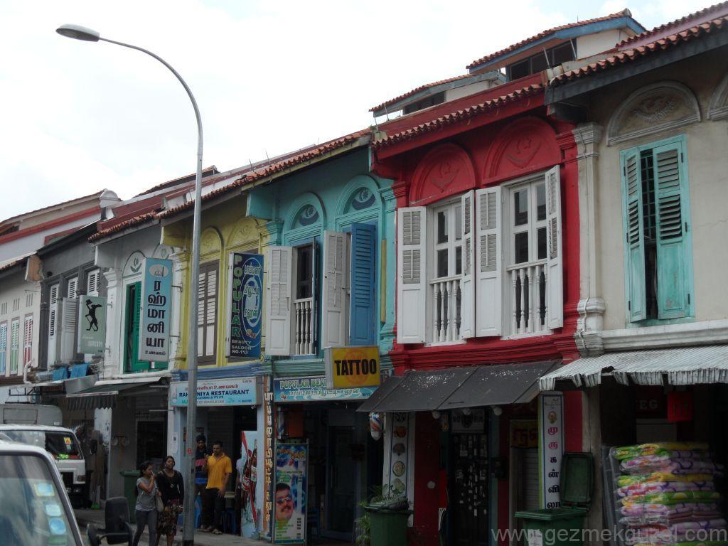 Singapur Gezilecek Yerler, Hint Mahallesi
