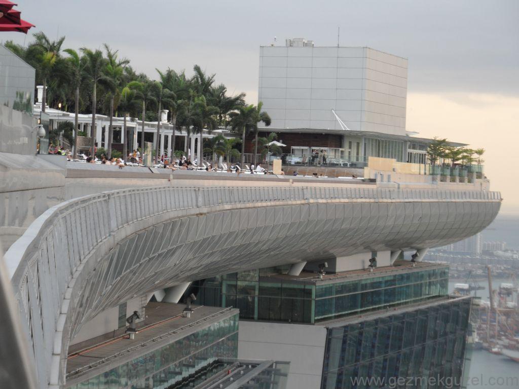 Singapur Gezilecek Yerler, Marina Bay Sands