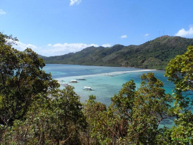 Snake Island - El Nido Tekne Turları
