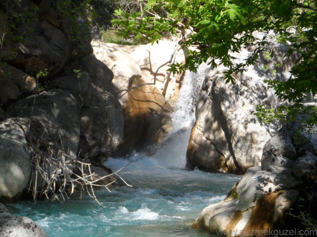 Su Kaynağı, Yazılı Kanyon
