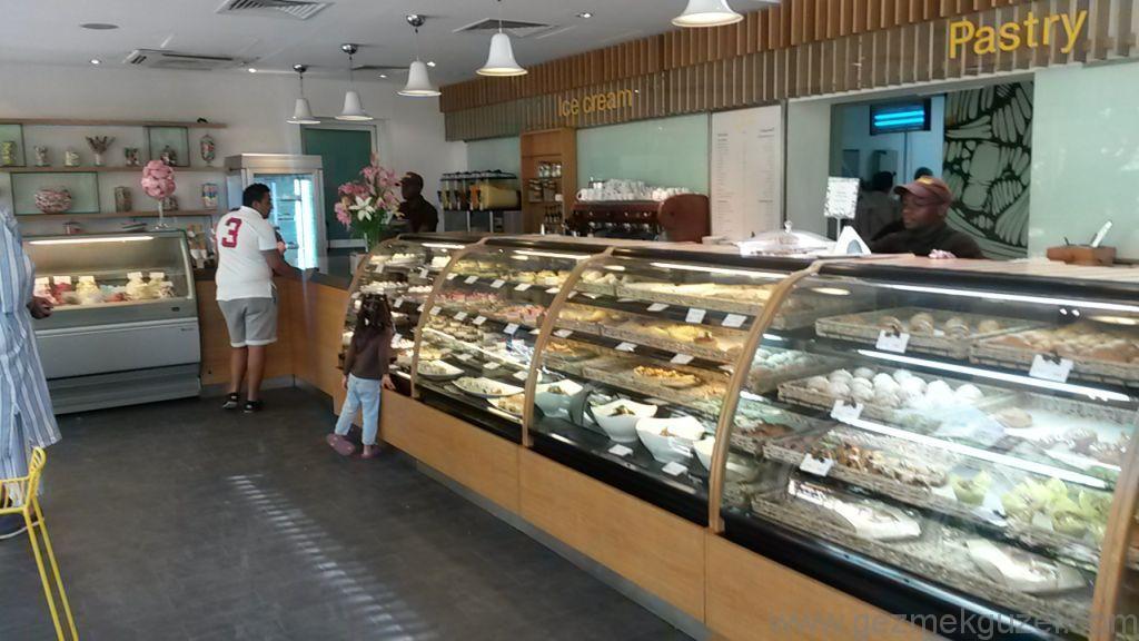 Sudan Khartum'da Ozone Cafe