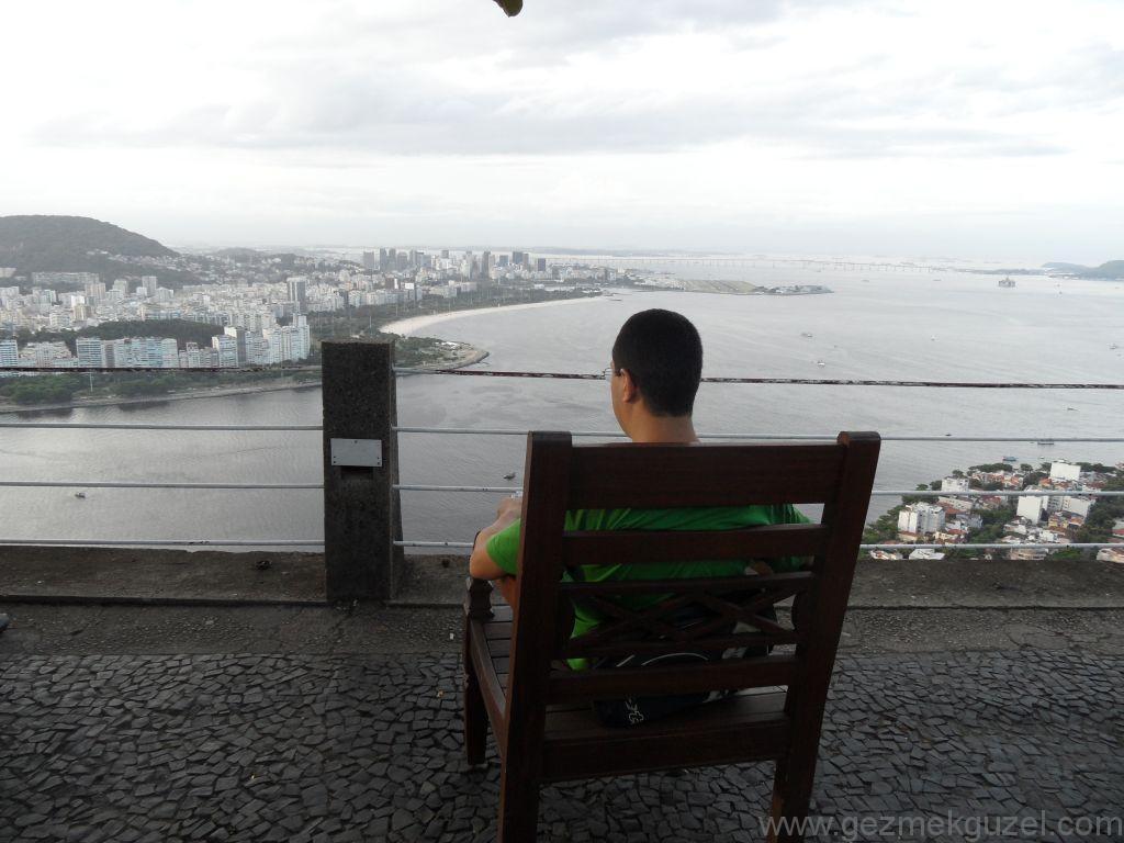 Sugar Loaf, Rio Gezisi, Brezilya Gezisi Notları