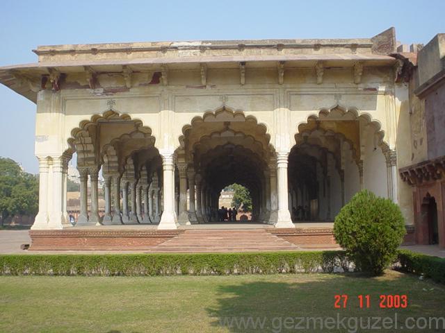 Tören Alanı, Hindistan
