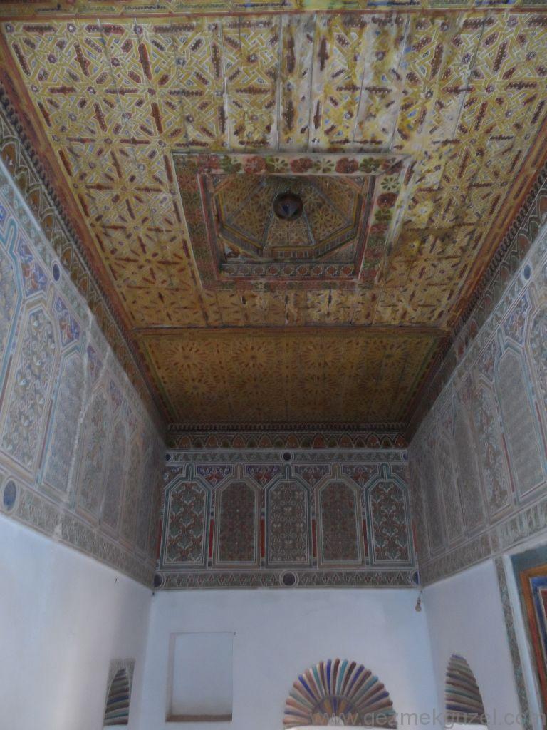 Taourit Kasbah Odalar, Taourit Kasbah, Ourzazeta Gezilecek Yerler, Fas Gezisi Notları
