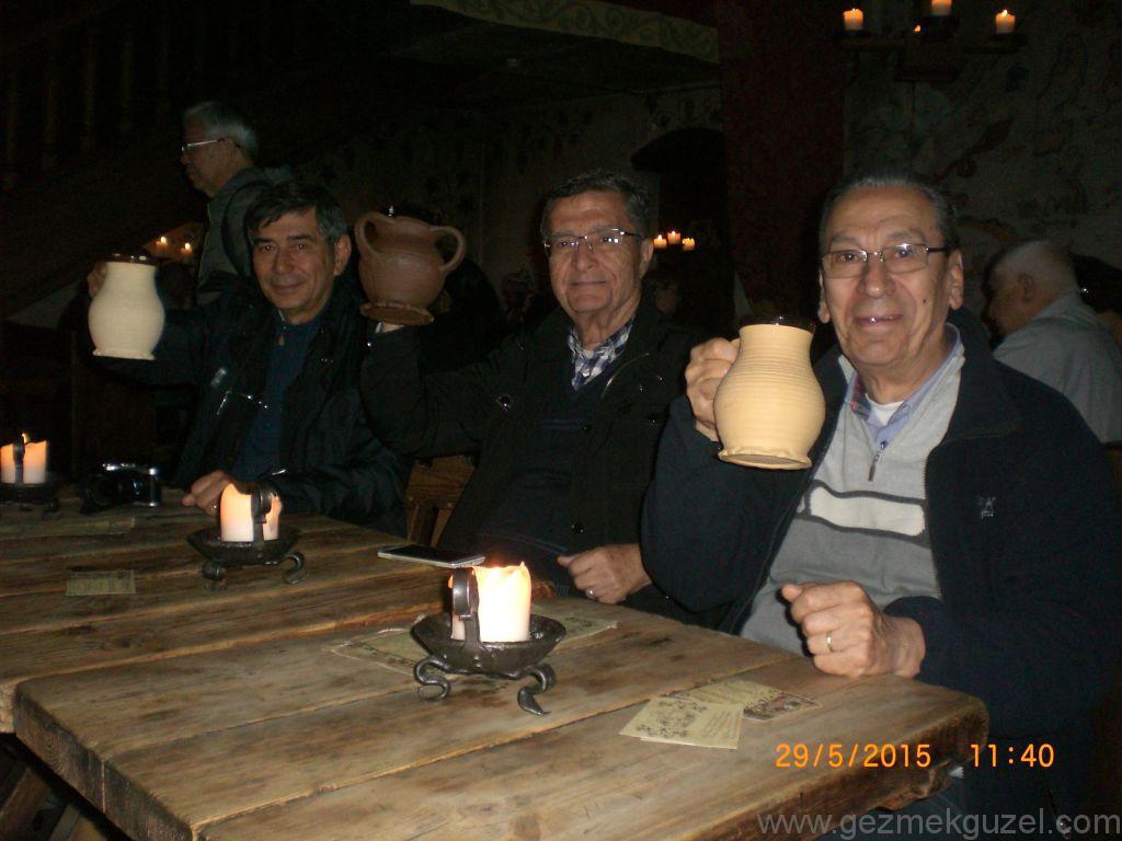 Tarihi Birahane, Talinn Gezisi, Baltık Başkentleri Gezisi