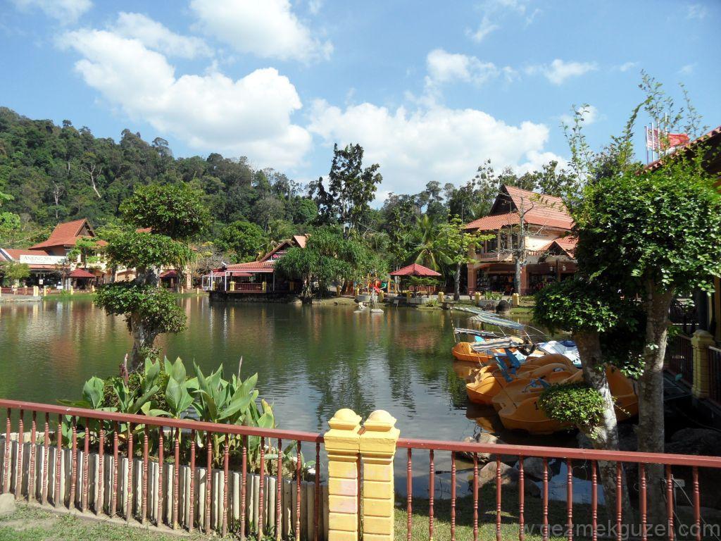 Teleferik Parkı, Langkawi Görülecek Yerler, Malezya Gezisi Notları