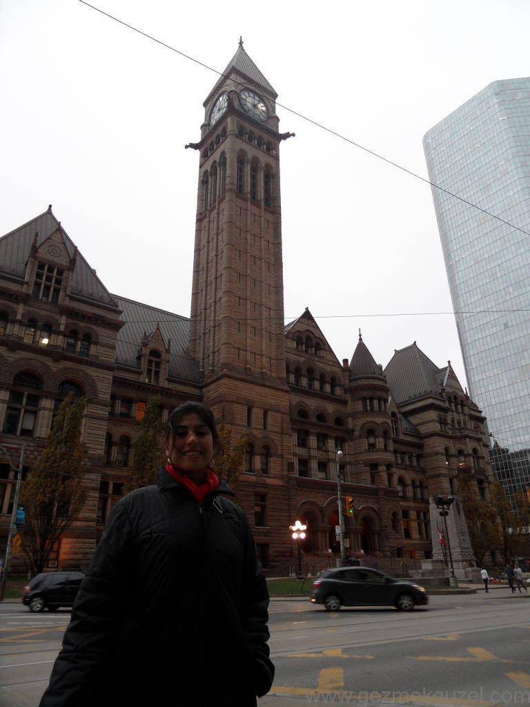 Toronto Sokaklarında, Günübirlik Toronto