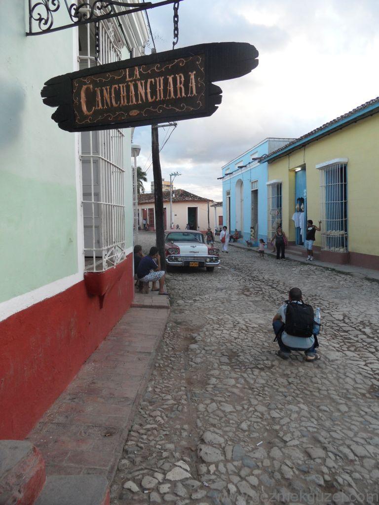 Trinidad Yapılacak Şeyler, La Canchanchara