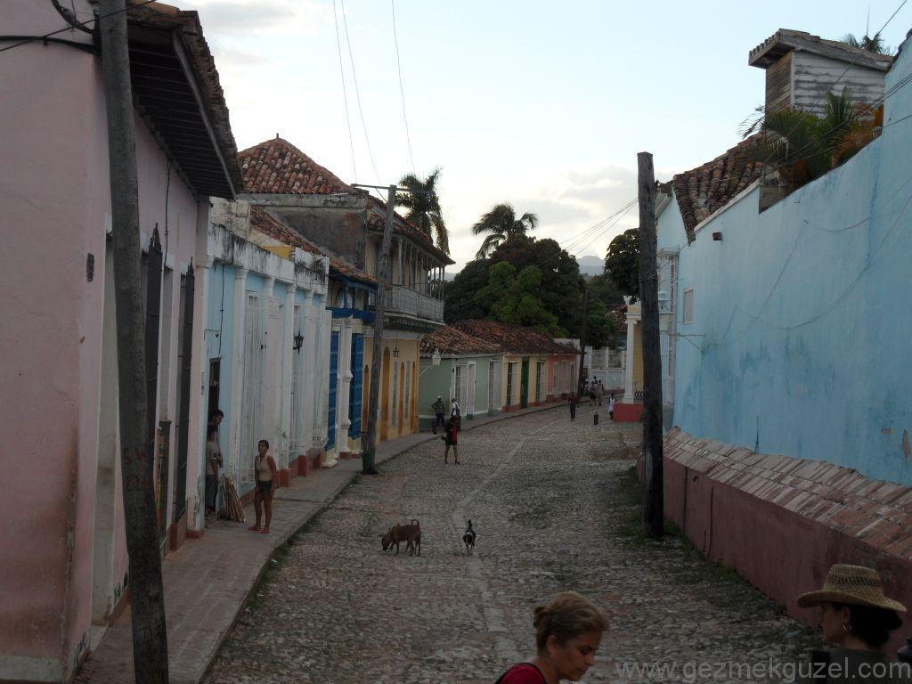 Trinidad Yapılacak Şeyler, Trinidad Sokakları