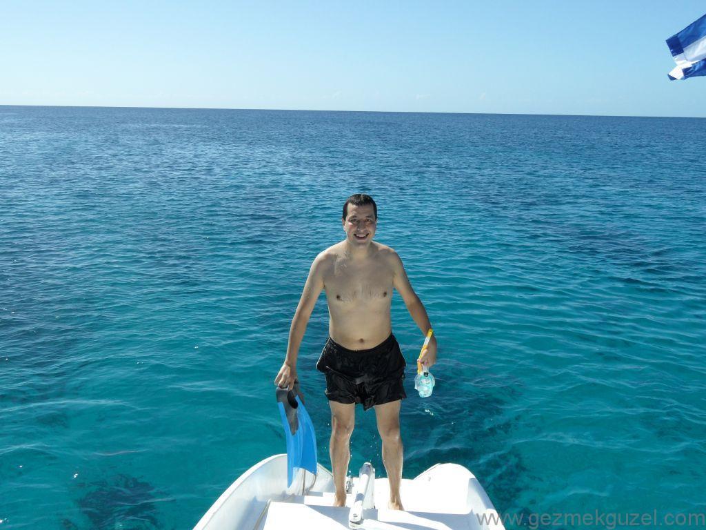 Trinidad Yapılacak Şeyler, Trinidad'da resiflere bakalım