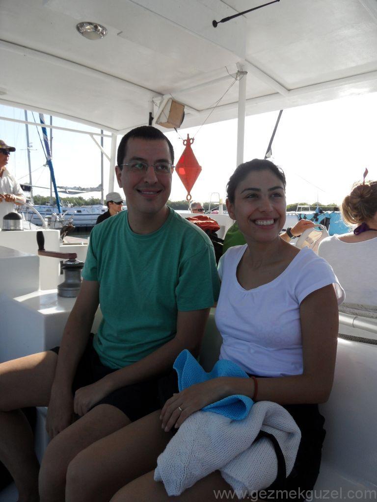 Trinidad Yapılacak Şeyler, Trinidad'da tekne turu
