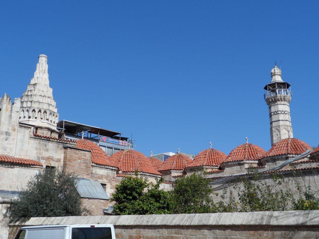 Ulu Cami, Adana Gezilecek Yerler, Adana Gezisi Notları