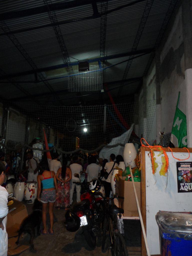 Uruguay Karnavalına Hazırlanıyorlar