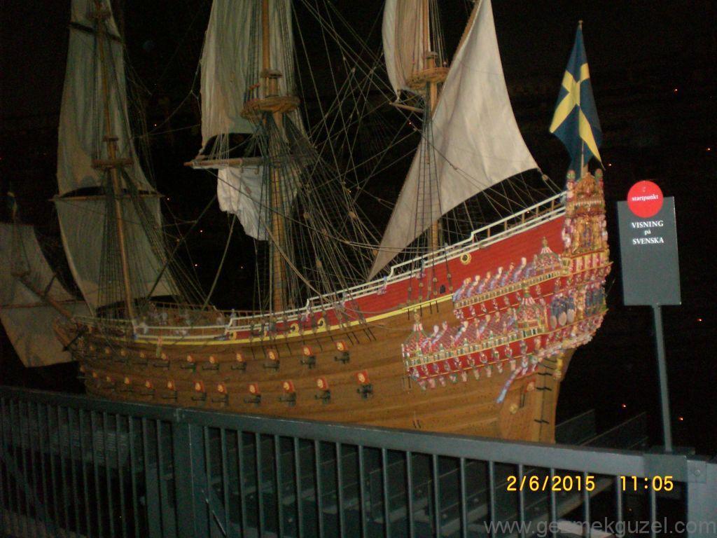 Vasa Müzesi, Stockholm Turu, Baltık Başkentleri Gezisi