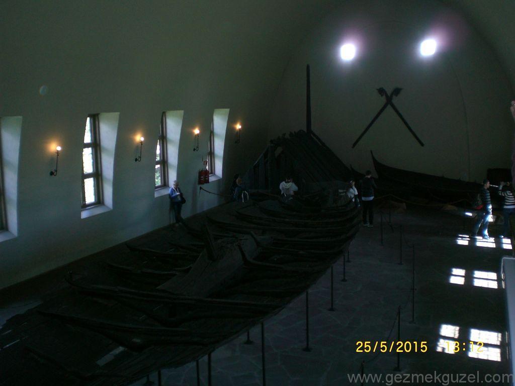 Viking Ship Müzesi, Oslo Gezilecek Yerler, Baltık Başkentleri Gezisi