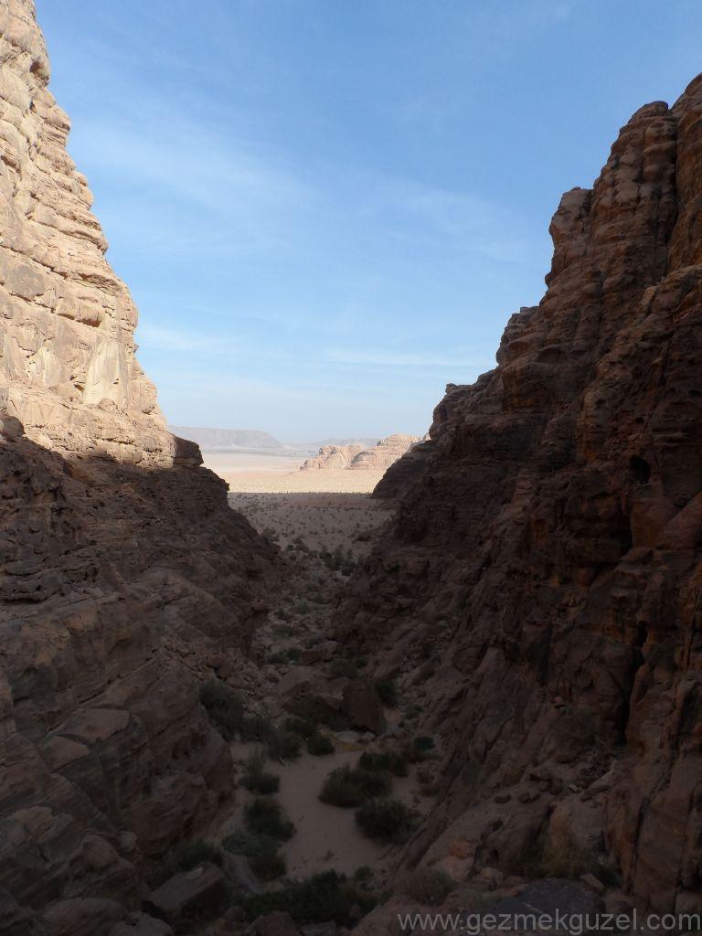 Wadi Rum Büyükmüş