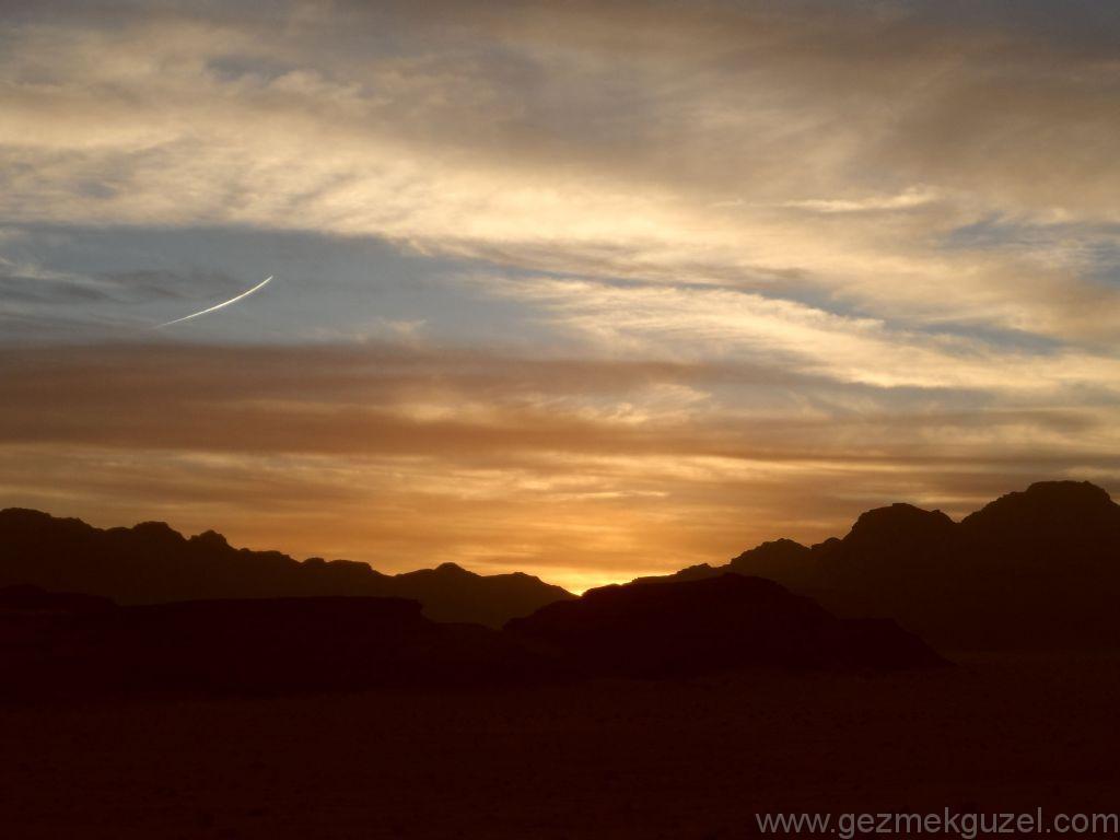 Wadi Rum Gün Batımı 2