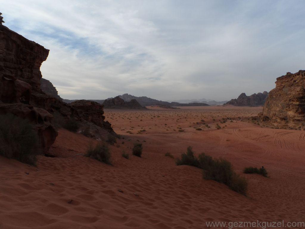 Wadi Rum Kum Tepesi