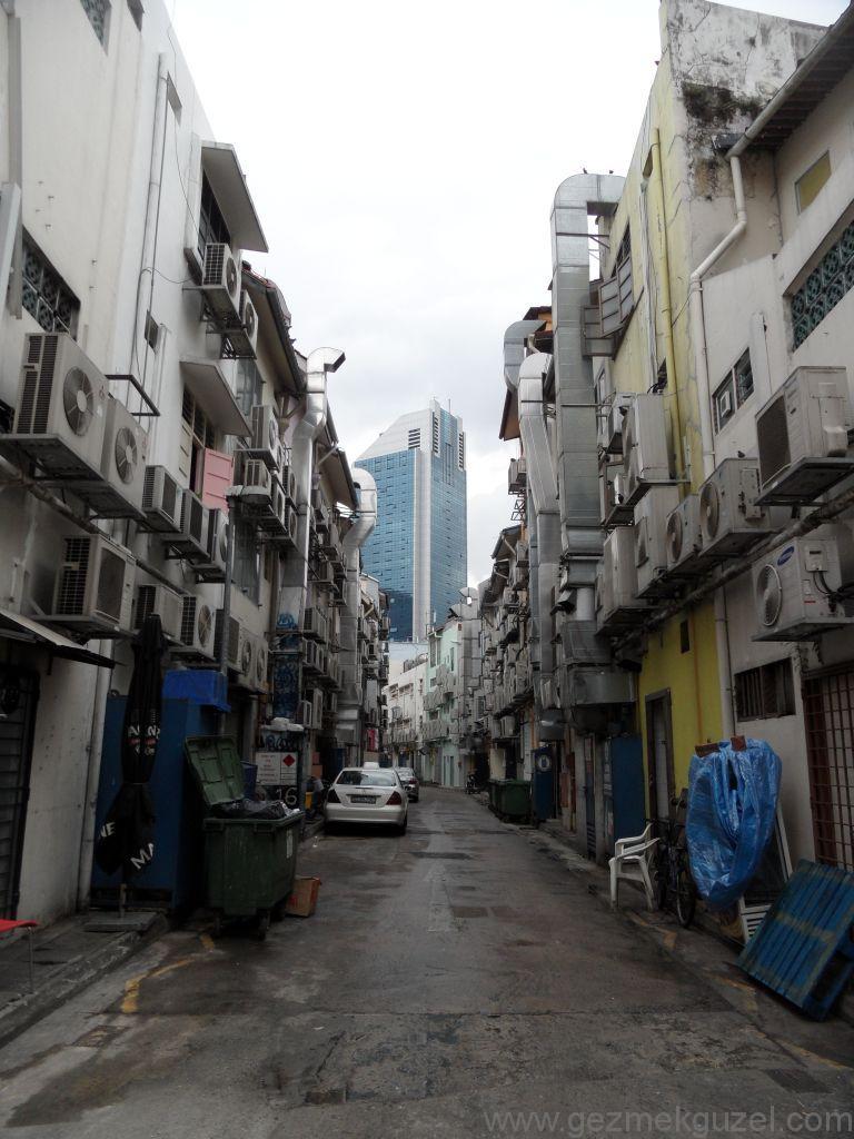 Yeniden Uzakdoğu, Singapur Gezilecek Yerler, Boat Quay Arka Sokakları