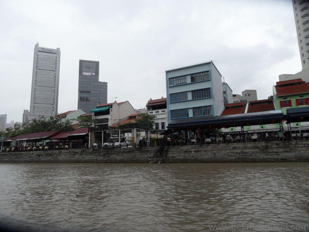 Yeniden Uzakdoğu, Singapur Gezilecek Yerler, Boat Quay