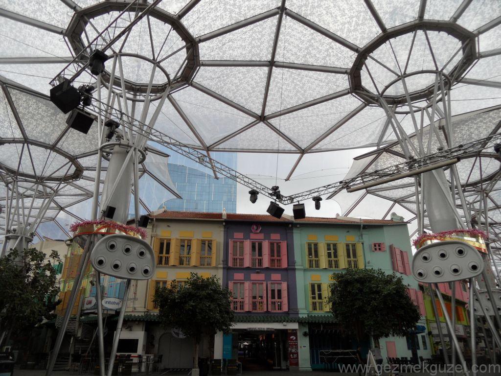 Yeniden Uzakdoğu, Singapur Gezilecek Yerler, Clarke Rıhtımı