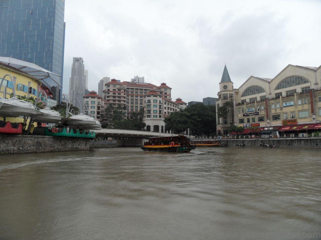 Yeniden Uzakdoğu, Singapur Gezilecek Yerler, Singapur'da Tekne Turu