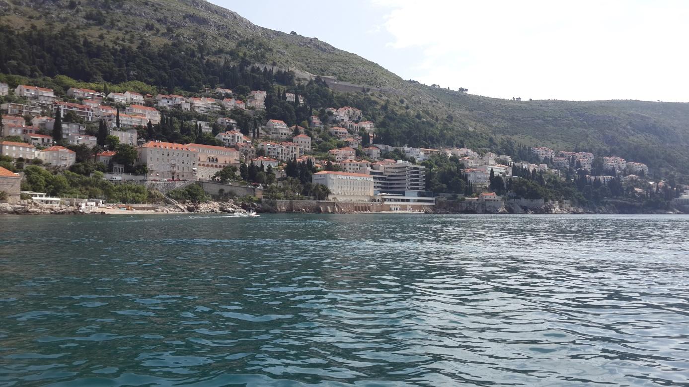 Dubrovnik'te tekne turu