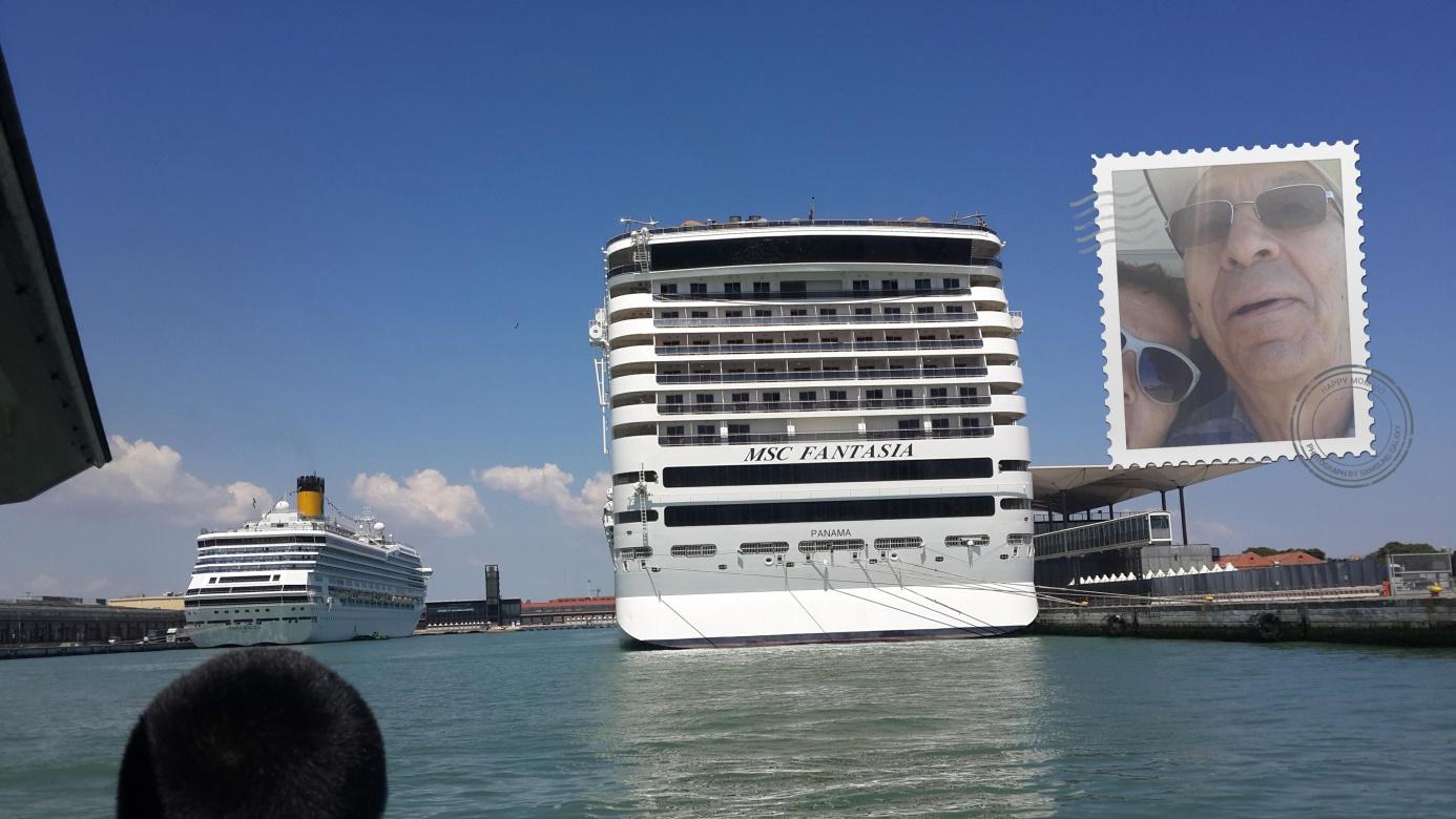 Dedem beni bu gemide gezdirdi